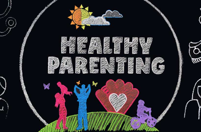 healthy parenting podcast