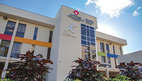 Medical Office Building Joe Dimaggio Children S Hospital