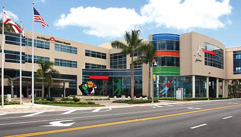 Joe DiMaggio Children's Hospital - Joe DiMaggio Children's Hospital 2018-04-24 19:41