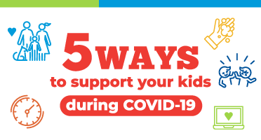 5 ways to support child during covid-19 thumbnail
