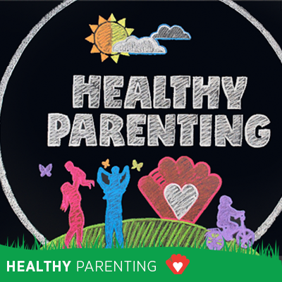 healthy parenting podcast image placeholder