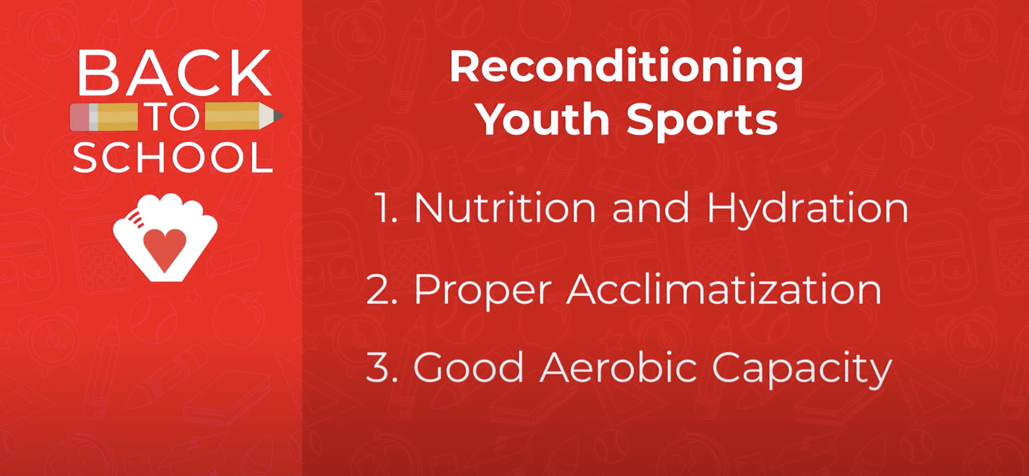 reconditioning youth sports thumbnail