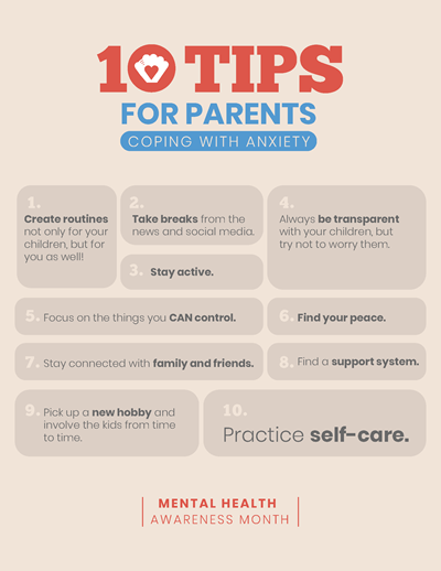 anxiety tips for parents